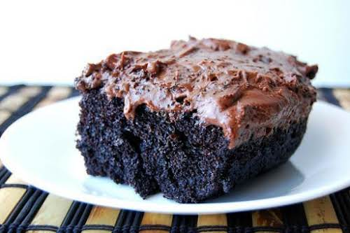 """Chocolate Cake Recipe """"Absolutely the best chocolate cake recipe, and I think..."""
