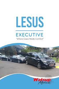 Lesus Executive Car Hire for PC-Windows 7,8,10 and Mac apk screenshot 1