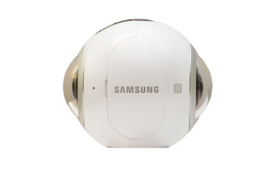 Samsung Gear 360 Mono 360