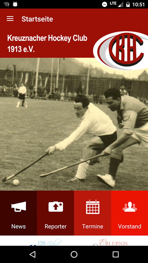 Kreuznacher Hockey Club- screenshot