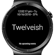 Twelveish - Customizable Watch Face for Wear OS icon