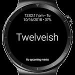 Twelveish - Customizable Watch Face for Wear OS 2.2.2