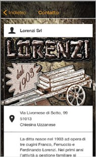 Lorenzi Srl- screenshot thumbnail