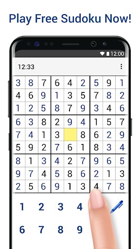 Sudoku Number 1 Logic Games, Easy & Hard Puzzles for PC