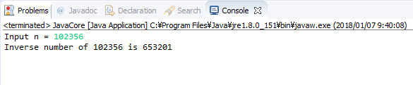 Java - Đảo ngược số nguyên