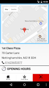 1st Class Pizza Mansfield- screenshot thumbnail