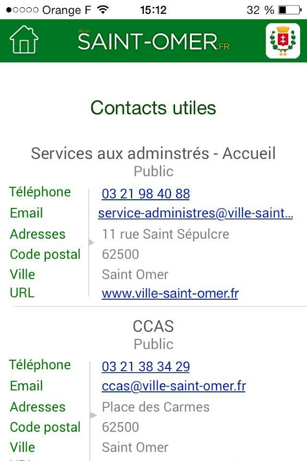 Saint Omer- screenshot