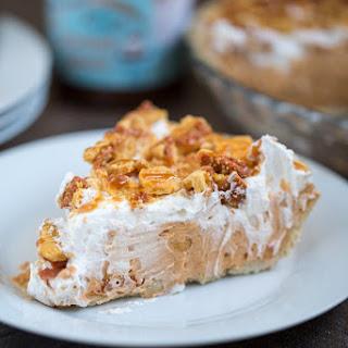 Pumpkin Spice Pudding Pie