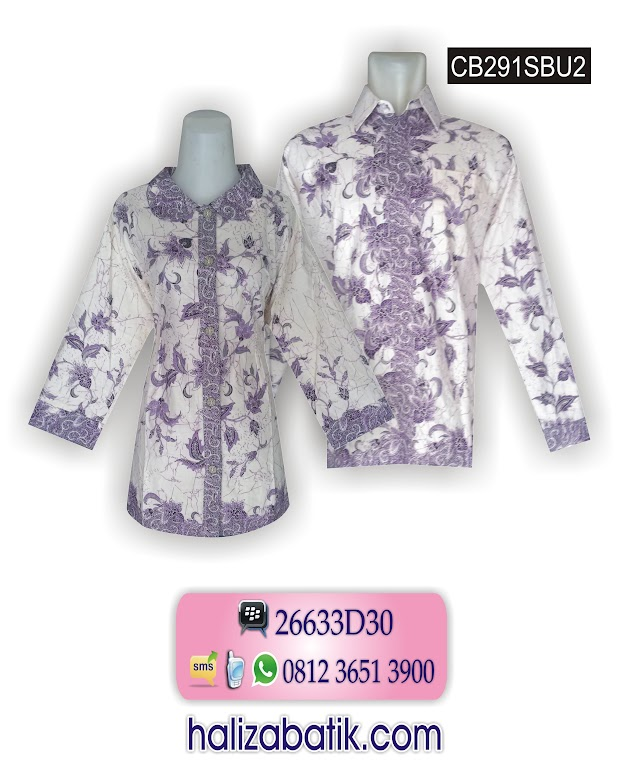 model batik, batik modern, seragam batik