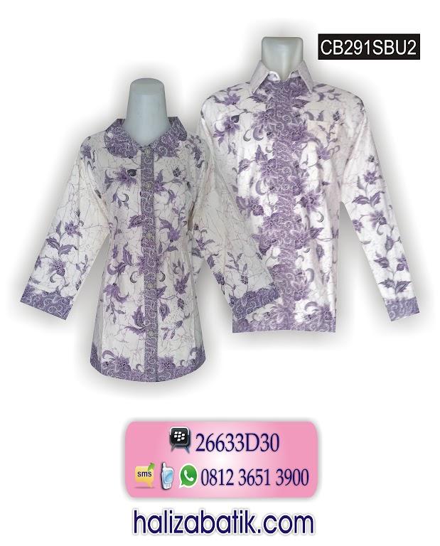 Model Batik, Batik Modern, Seragam Batik, CB291SBU2