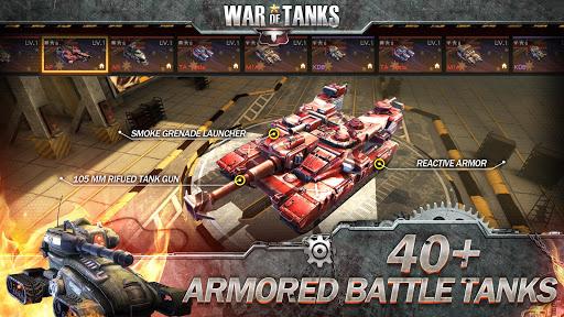 War of Tanks 1.0.0 screenshots 2