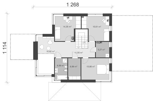 UA24v1 - Rzut piętra