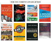 Current affairs titles.