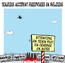 Photo: 2010_Accident ferroviaire en Belgique