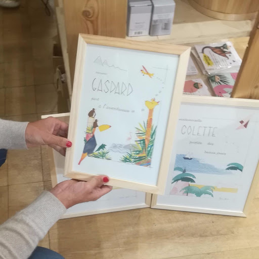 Les minis by thym et romarin - Illustre ALbert - concept store enfant Versailles