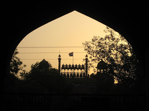 Photo: Indian flag