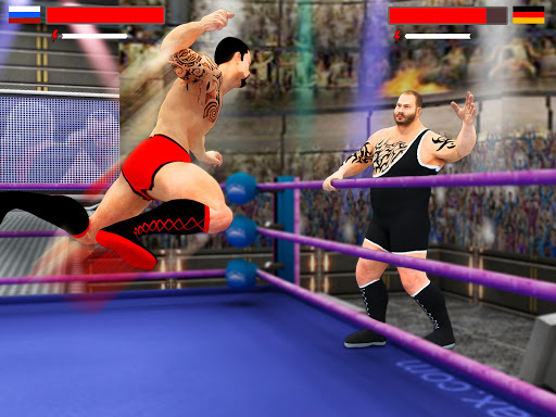 Stars Wrestling Revolution 2017: Real Punch Boxing 2.2 screenshots 4