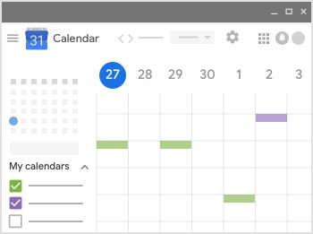 Календар Google