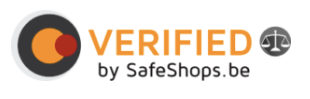 Verified by Safeshops.be