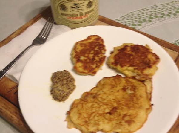 These Are Great In The Morning, Noon Or Evening -- They Look A Lot Like Pancakes But There Are Some Very Un-traditional Twists To Them. They Are Also Quite Flexible