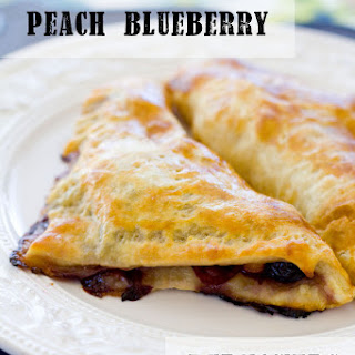 Peach Blueberry Turnovers