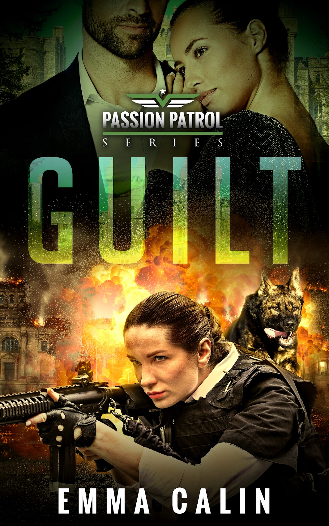 Passion Patrol Power book cover
