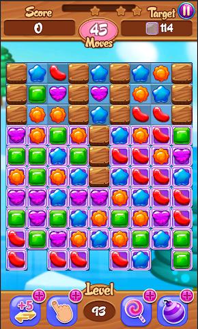 android Jelly Garten Screenshot 3