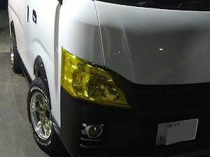 NV350キャラバン 29年式DXのカスタム事例画像 不良オヤジさんの2021年09月29日21:55の投稿