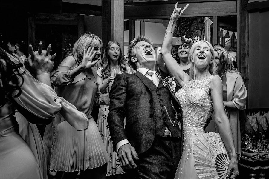 Wedding photographer Steven Rooney (stevenrooney). Photo of 18.08.2017
