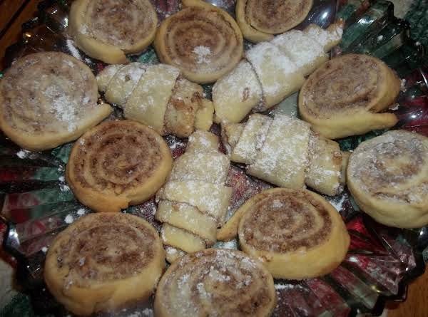 Gram's Nut Treats Recipe