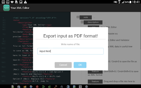 Download Your XML Editor & Validation APK latest version 1 2 1 for android  devices