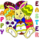 Adult Easter Eggs Color By Number-Paint By Number Download for PC MAC