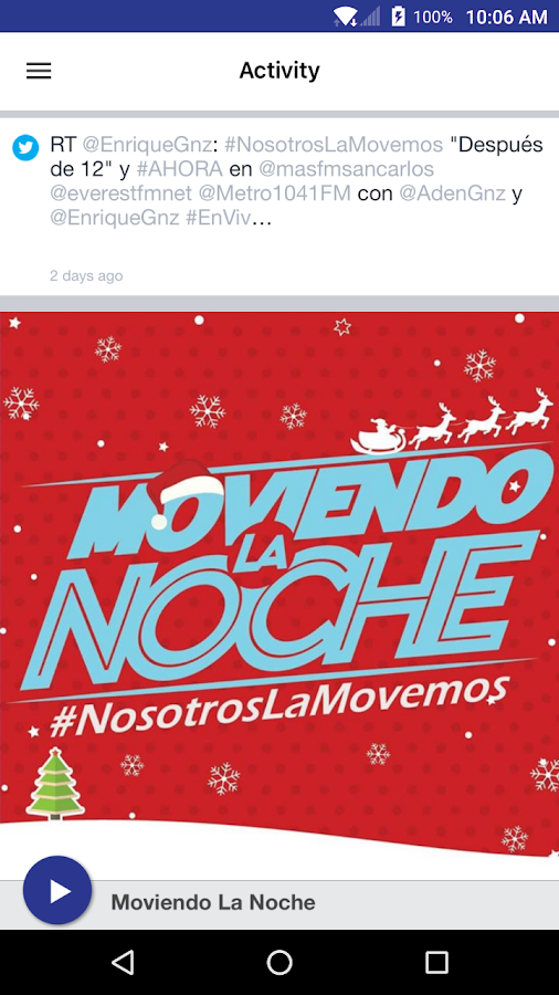 Moviendo La Noche- screenshot