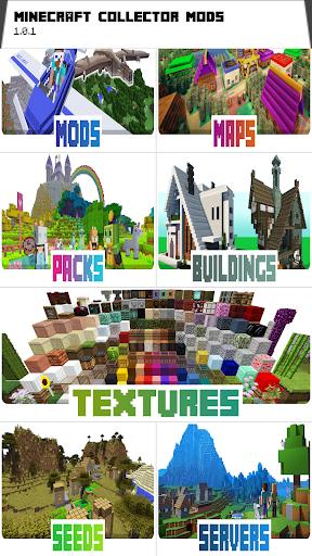 Minecraft Collector Mods screenshot 1
