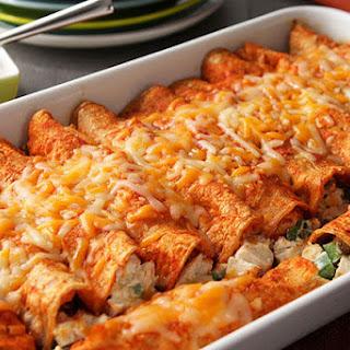 Philadelphia Cream Cheese Enchiladas Recipes.