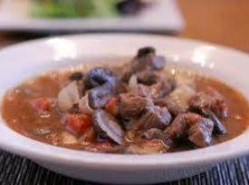 Beef And Mushroom Oven Stew Recipe