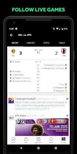 Bleacher Report: sports news, scores, & highlights 6.6.0 screenshots 4
