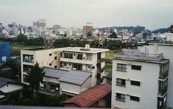 Photo: Kanazawa, 1999.