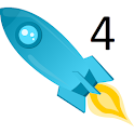 Level Up Exp Booster 4 icon