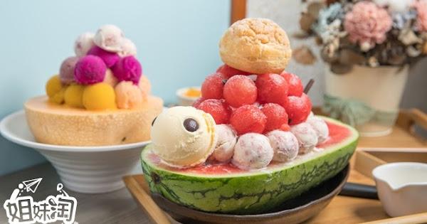 創意不是噱頭!真材實料才能成為鳳山必吃冰品之一-津芒果冰品店