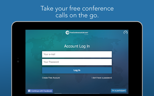 Free Conference Call 2.2.13.0 screenshots 13