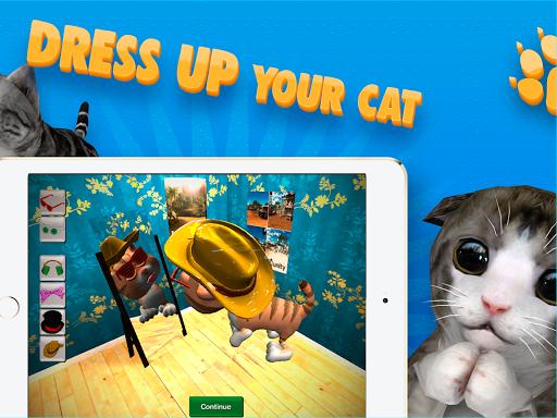 Paint My Cat: 3D Coloring Sandbox screenshot 9