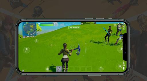 Battle Royale Season 11 Wallpapers screenshot 4