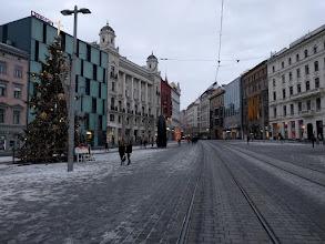 Photo: Looking the other way across Náměstí Svobody.