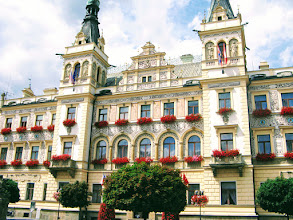 Photo: Городская ратуша. Стиль Ренессанс, 16-й век