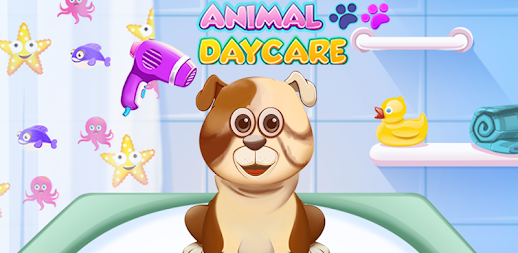 Pet Animal Daycare games APK