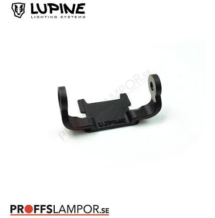 Tillbehör Lampfäste Lupine FrontClick Blika