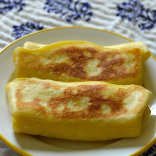 Cheese Blintz.