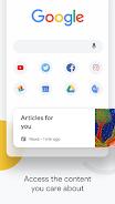 دانلود Google Chrome: Fast & Secure اندروید