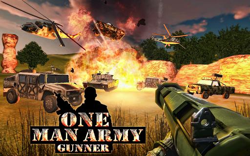 One Man Army Gunner